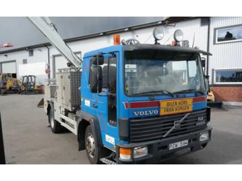 Truck mounted aerial platform Volvo FL614 Svabo-Skylift