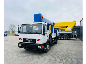 Truck mounted aerial platform WUMAG WT300H