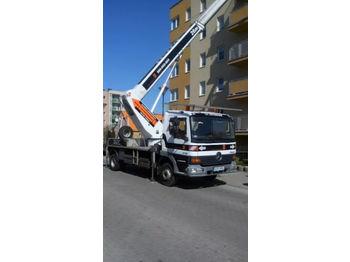 WUMAG Wt 260 - truck mounted aerial platform