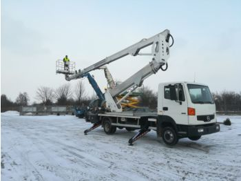 MULTITEL MX 270 - truck with aerial platform