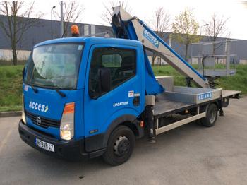 Multitel 160 ALU - truck with aerial platform