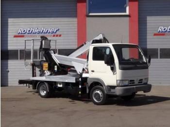 Multitel MX 200 - truck with aerial platform