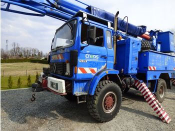 Truck with aerial platform RENAULT Midliner S170 4x4