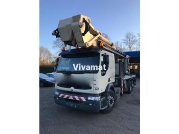 Truck with aerial platform Renault Eagle 44/26-30