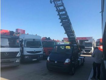 Truck with aerial platform Renault MASTER BOCKER 29 METER