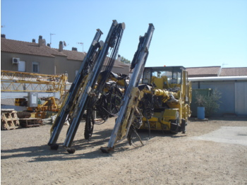 Atlas Copco Boomer 353 ES - tunneling equipment
