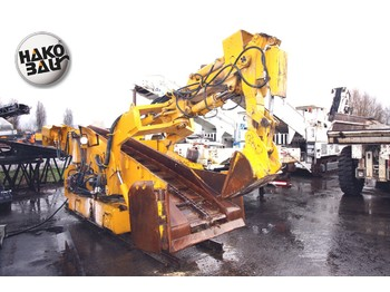 Atlas Copco Haeggloder 8HR 2B EL - tunneling equipment