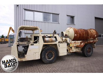 NORMET NT 100 Variomec - tunneling equipment