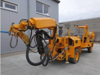 Putzmeister PM 407  - tunneling equipment