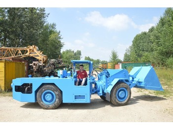 Schopf L 72  - tunneling equipment