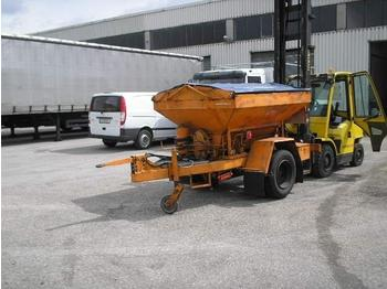 Unimog a - construction machinery