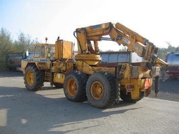 Volvo  - construction machinery