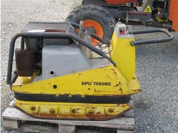 WACKER DPU 7060 - construction machinery