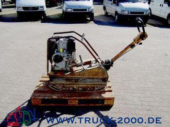 WACKER Rüttel/ Vibrationsplatte 50/ 55 - construction machinery