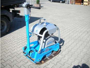 WEBER CR 5 Rüttelplatte / Rüttler / Vibrationsplatte - construction machinery