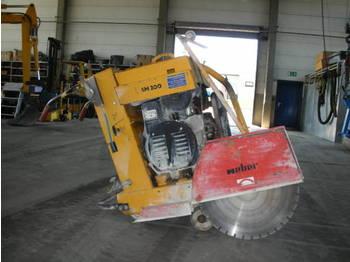 WEBER SM 200 Fugenschneider - construction machinery
