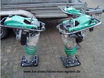 Wacker BS 600 Stampfer - construction machinery
