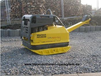 Wacker DPU 100-70 Rüttelplatte - construction machinery