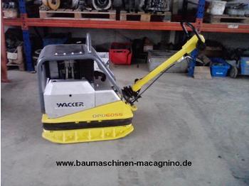 Wacker DPU 6055 He Rütteplatte - construction machinery