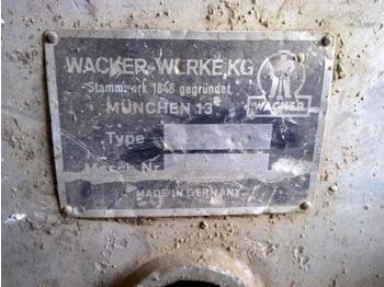 Wacker DVPN 75 - construction machinery