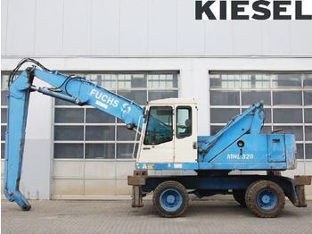 Fuchs MHL320 - waste/ industry handler