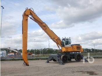 LIEBHERR A954B Litronic Mobile - waste/ industry handler