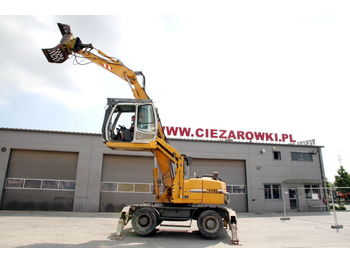 LIEBHERR MATERIAL HANDLER 21 T A316 LITRONIC - waste/ industry handler