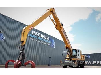 Waste/ industry handler Liebherr A934C LITRONIC Straight Industrial-Mono Boom: 9600