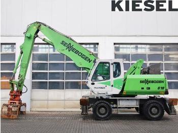 Waste/ industry handler Sennebogen 818 M