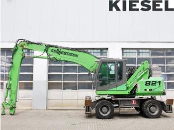 Waste/ industry handler Sennebogen 821