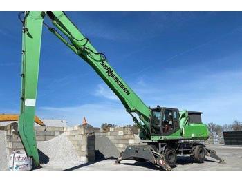 Waste/ industry handler Sennebogen 835 M