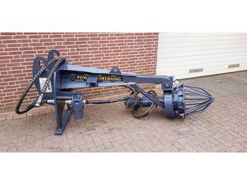 Water pump BMS baggerpomp