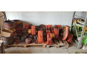 Water pump Diverse onderdelen Doda centrifugaalpomp