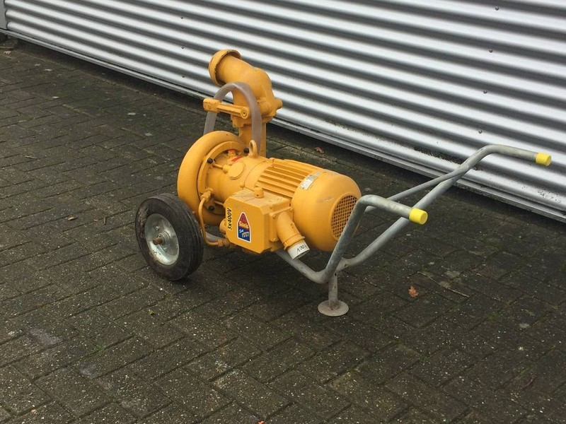 Eisele WATERPUMPS BS440 water pump from Netherlands for sale