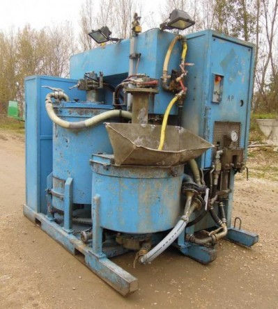 STS Scheltzke MPS 100 water pump from Austria for sale at