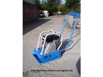 """Weber CF 2 Rüttelplatte """" Motor Neu """" - construction machinery"""