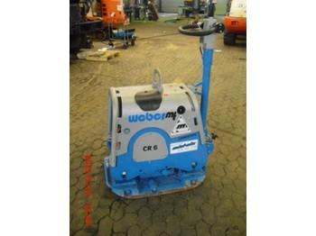 Weber CR 6 CCD - construction machinery