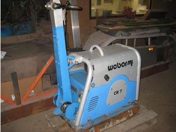 Weber CR 7 Rüttelplatte - construction machinery