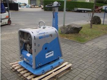 Weber CR 8 - construction machinery
