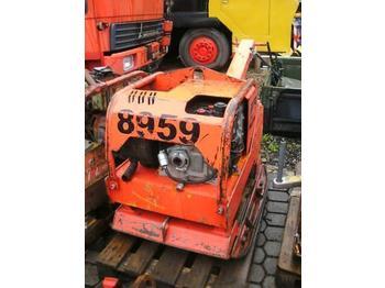 Weber TC 82 SE Rüttelplatte 11kW Elektrostart 725kg - construction machinery