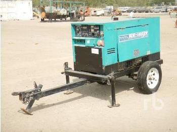 DENYO DCW-480ESW Skid Mounted - welding equipment