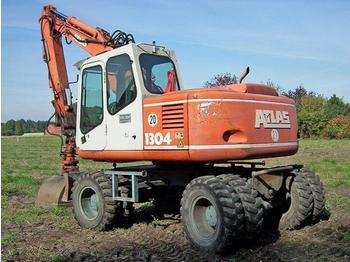ATLAS 1304M - wheel excavator
