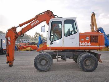 ATLAS 1404 - wheel excavator