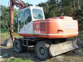 ATLAS 1404M - wheel excavator
