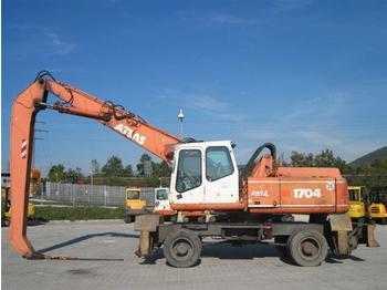 ATLAS 1704 - wheel excavator