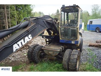 Atlas 1302 - wheel excavator