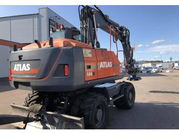 Atlas 150 W  - wheel excavator