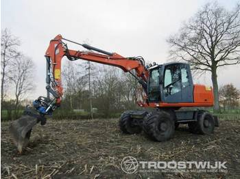 Atlas TW140 - wheel excavator