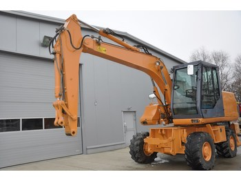 Wheel excavator CASE WX150