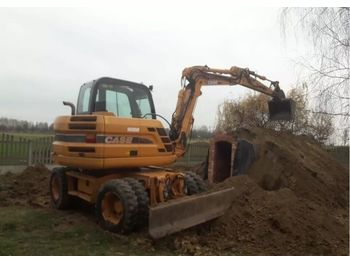CASE WX95 - wheel excavator